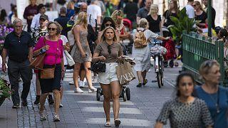 Rue de Stockholm, le 27 juillet 2020