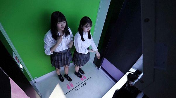 """صور الـ""""بوريكورا"""" جدة السيلفي لا تزال صامدة في اليابان"""
