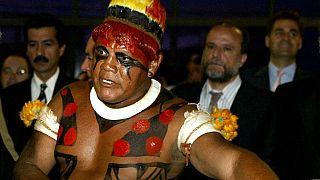 Aritana Yawalapiti, um dos grandes chefes indígenas do Brasil