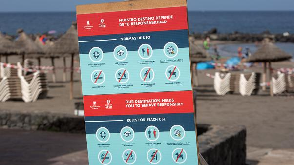Spain's tourism industry has been battered by the coronavirus outbreak.