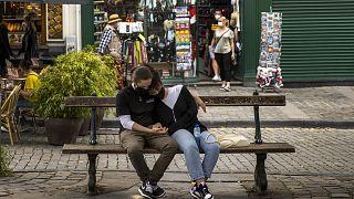 El uso de la mascarilla es obligatorio prácticamente en toda España