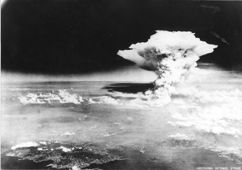 Мемориальный музей мира в Хиросиме / AFP