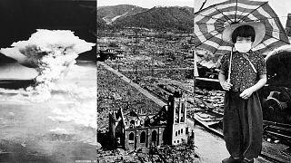 Il y a 75 ans, la ville japonaise d'Hiroshima été pulvérisée par une bombe atomique larguée par l'armée des Etats-Unis