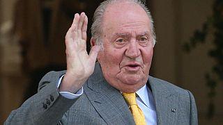 Rey emérito Juan Carlos I (Archivo)