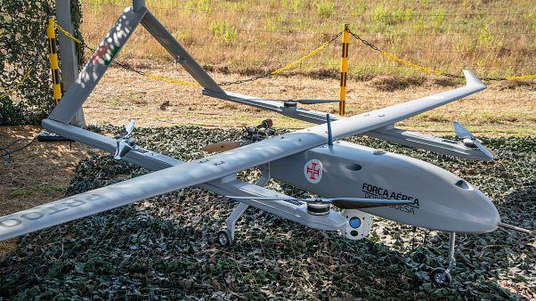 Drone português vai vigiar incêndios