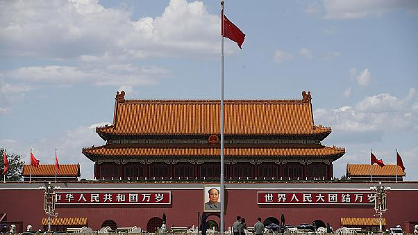 Illustration : la place Tiananmen à Pékin, le 27 mai 2020