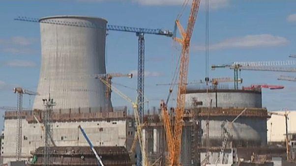 Διαμάχη Λευκορωσίας - Λιθουανίας για την λειτουργία πυρηνικού εργοστασίου