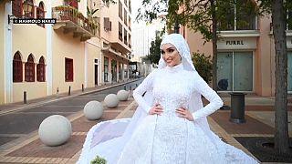 Beirut: il momento dell'esplosione catturato nel video di un matrimonio. Parla il videomaker