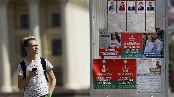 """Bélarus : """"le changement viendra de la rue"""""""