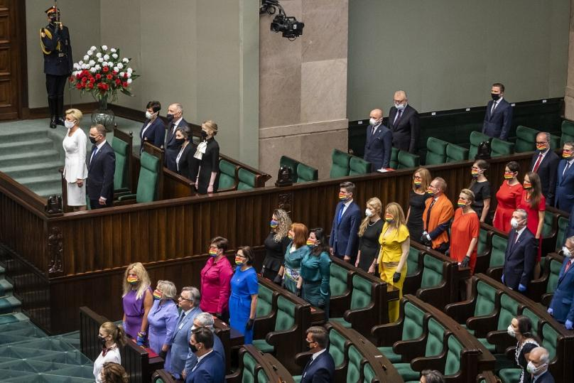 WOJTEK RADWANSKI/AFP or licensors