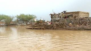 10 Dead and 3300 Homes Destroyed in Sudan Floods