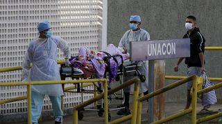 Brazil Virus Outbreak