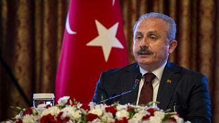 TBMM Başkanı Mustafa Şentop