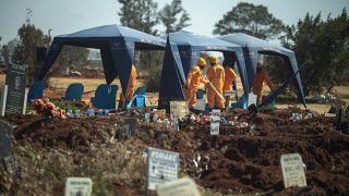 Koronavírus: veszélyhelyzet több afrikai országban