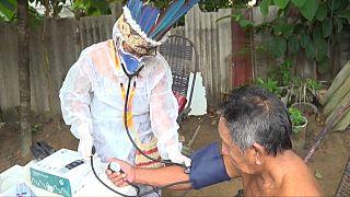 Известный в Бразилии вождь стал жертвой ковида