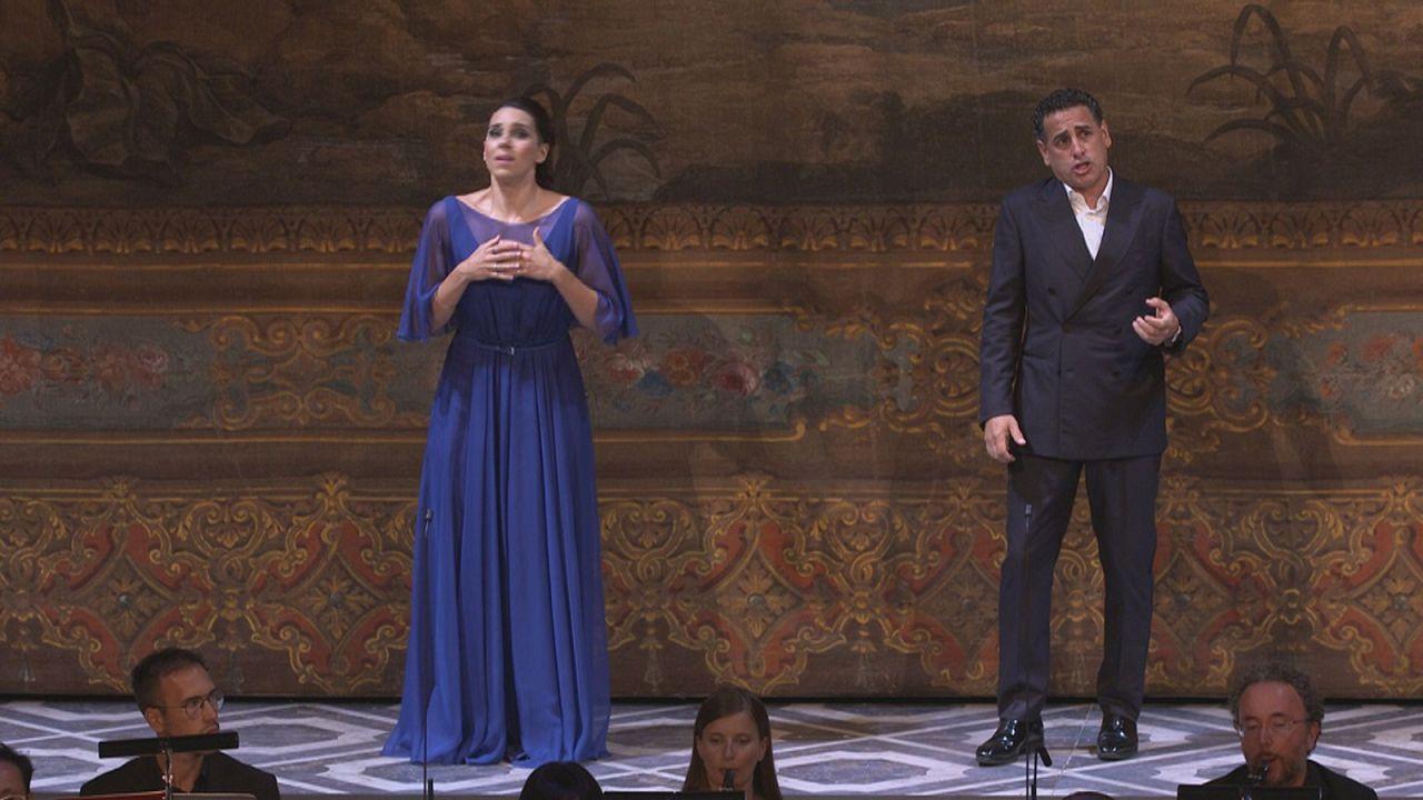 'Rolex Perpetual Music' konserleri Rossini'nin aryalarıyla başladı