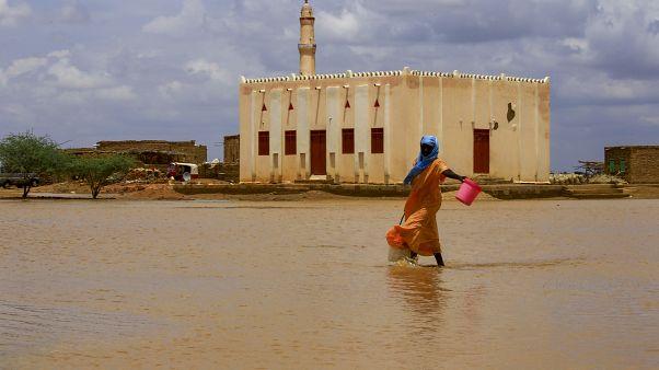 Szudán: heves áradások, minimum 10 halott