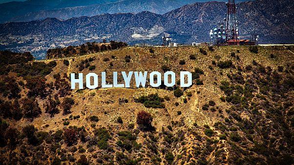 مدينة هوليوود في مقاطعة لوس أنجلوس الواقعة في ولاية كاليفورنيا الأمريكية