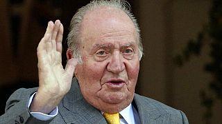 Eski İspanya Kralı Juan Carlos