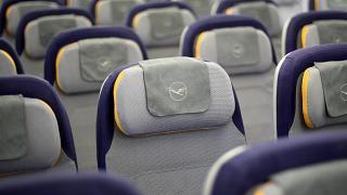 Lufthansa-Sitze
