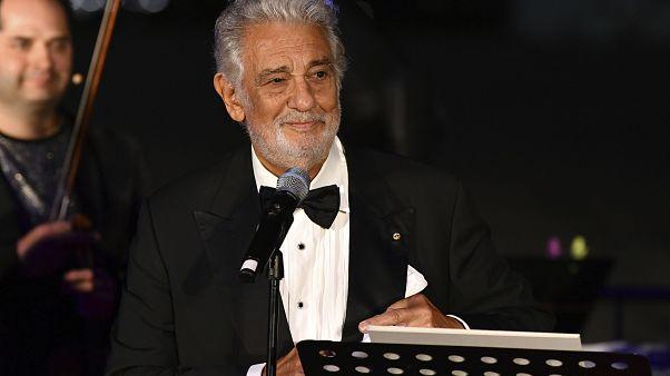Életműdíjat kapott Placido Domingo a Salzburgi Operaházban