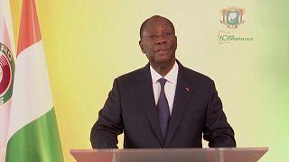 Côte d'Ivoire : Alassane Ouattara brigue un troisième mandat présidentiel