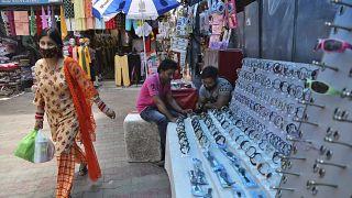 Индия: больше двух миллионов заразившихся