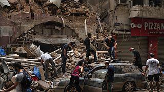 Бейрут: восстановить своими силами