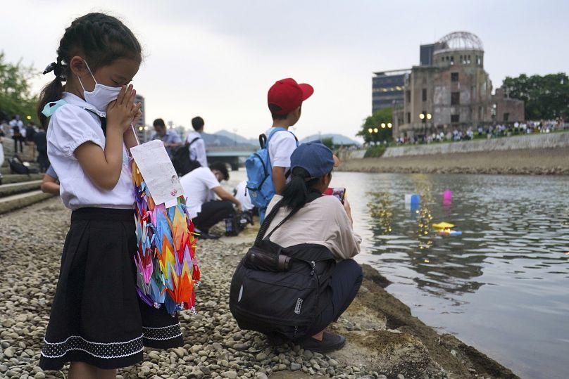 Eugene Hoshiko/AP Photo