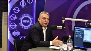 Orbán Viktor augusztus 7-én nyilatkozik a Kossuth Rádióban