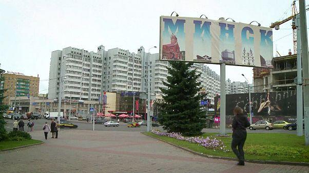 Belarus capital Minsk