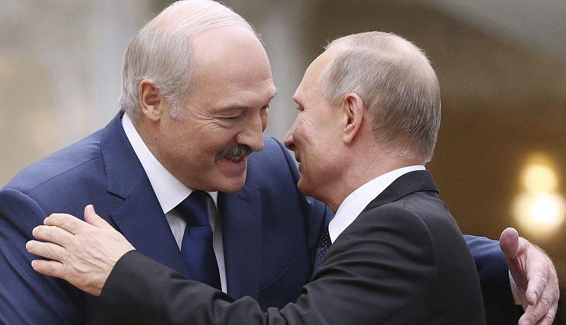 Tatyana Zenkovich/AP