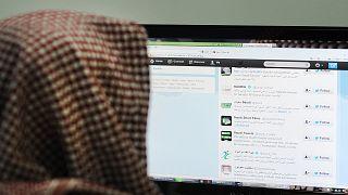 Suudi Twitter kullancısı