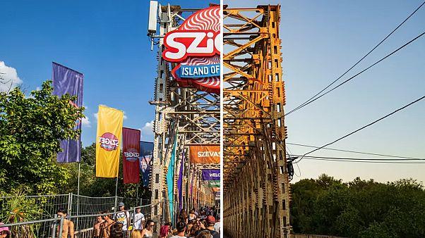Le Sziget Festival est annulé à cause de la pandémie de coronavirus