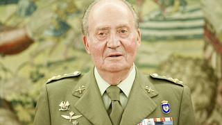 İspanya'nın eski Kralı Juan Carlos (arşiv)