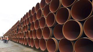 Amerikai szankciókat vezetnének be az Északi Áramlat projekt építésében részt vevők ellen