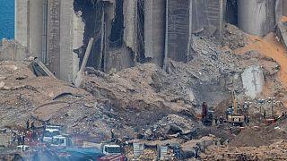 انفجار مهیب بیروت