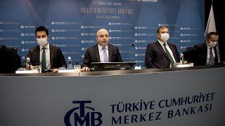 Merkez Bankası enflasyon bilgilendirme toplantısı