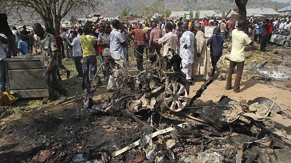 Nijerya'da saldırı (arşiv)