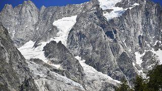 Imagen del glaciar Planpincieux