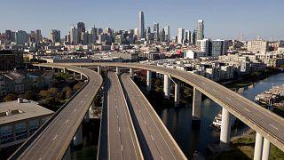 كاليفورنيا، 1 أبريل 2020
