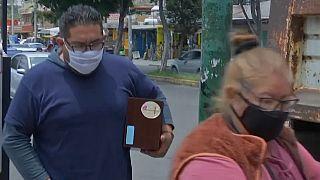 Traslado de un difunto en México