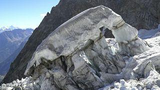 Glacier de Planpincieux : les trois prochains jours seront cruciaux