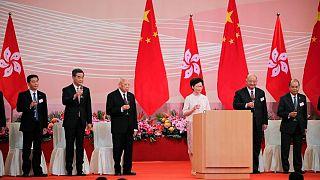 کری لم  یک روز پس از تصویب قانون امنیتی جدید چین در هنگ کنگ