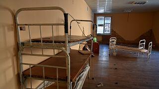 Ukrayna'da cezaevleri satışa sunuldu