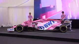 Racing Point foi castigada pela FIA