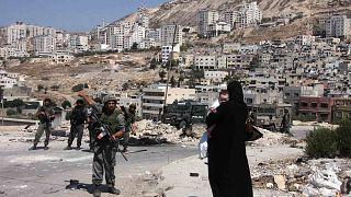 مدينة نابلس شمال الضفة الغربية المحتلة، 20 سبتمبر 2007