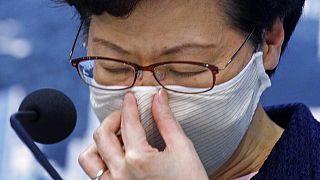 EUA sancionam funcionários governamentais de Hong Kong