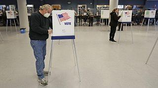 انتخابات ریاست جمهوری آمریکا در تاریخ ۱۳ آبان برگزار میشود