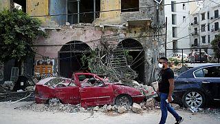 Le président libanais rejette toute enquête internationale sur les explosions à Beyrouth
